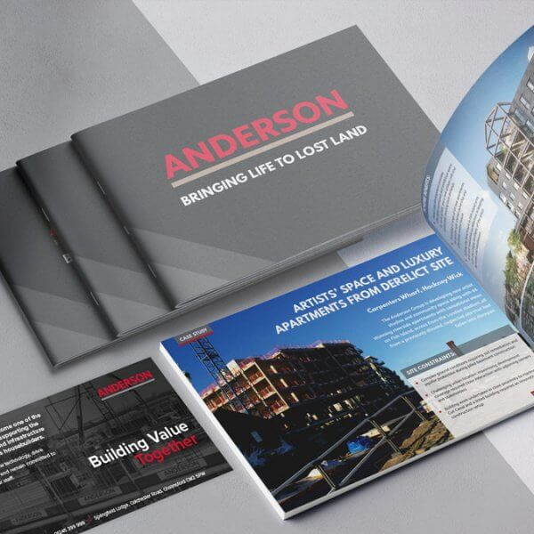Anderson Group - Mosaic Publicity